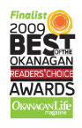 2009 Best of the Okanagan Readers Choice Awards