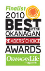 2010 Best of the Okanagan Readers Choice Awards