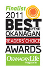 2011 Best of the Okanagan Reader's Choice Awards