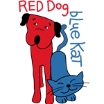 Red Dog Deli Raw Food logo